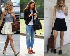 street style zapatos oxford #outfit