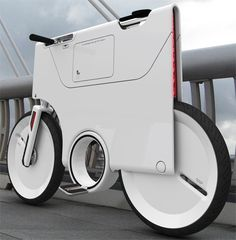 未来の電動自転車のデザインYuji Fujimura氏の作品 | A!@Atsuhiko Takahashi