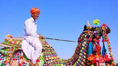 The #Jaisalmer Desert Festival 2015  From 12th of Feb till the 14th