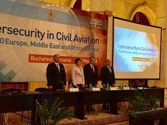 07.05.2018 - Ministrul Transporturilor, Lucian Șova, a deschis lucrările summitului privind securitatea cibernetică în aviația civilă, de la Palatul Parlamentului, organizat de ICAO (Organizația Internațională a Aviației Civile) Civil Aviation, Middle East, Civilization, Broadway Shows, Africa, Europe