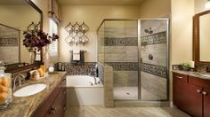 The Preserve at Hastings Farms - New Homes Queen Creek – Maracay Homes  Like the granite and tile...meh backsplash