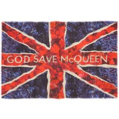 Just ordered this alexander mcqueen scarf! Had no idea how huge it is! It could be a blanket!