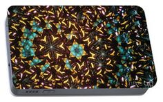 Portable Battery Charger featuring the photograph Kaleidoscope Df3 by Equad Images