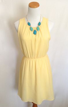 Pretty in Pastels Dress - Yellow - elle & k boutique Confirmation Dresses, Easter Dress, Yellow Dress, Boutique Dresses, Spring Summer Fashion, Preppy, Dress Outfits, Style Me, Pastels