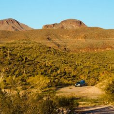 Hunter's Haven in Mohave County AZ
