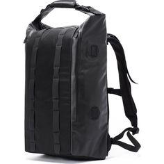 Black Ember TL3 Backpack | Jet Black