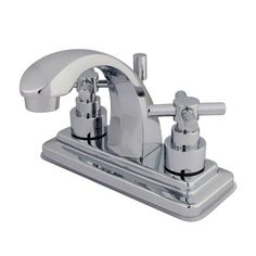 Found it at Wayfair - Tampa Centerset Bathroom Faucet with Double Cross Handles