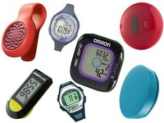 New Year's Resolution Keepers: Best Fitness Tracker 2014