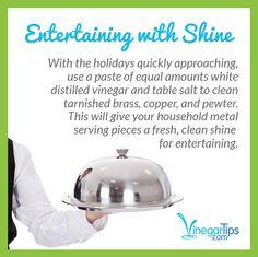 Entertaining with Shine -  Vinegar