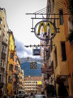 Golden Roof and Old town Street, Innsbruck by J. Hong on 500px