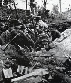 Just north of Verdun and near Sedan, the Battle of Lys was a part of the 100 Days Offensive by the Allies.  25 September, 1918
