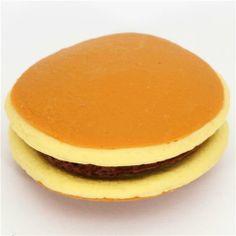 """Dorayaki pancake eraser from Japan by Iwako by Iwako. $3.00. size: 3cm (1.2""""). by Iwako. Import from Japan. collection: """"Japanese Sweets"""". kawaii eraser from Japan. cute Japanese eraser"""