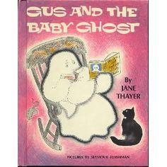 Gus and the Baby Ghost - one of my favorite books as a kid! (at) Halloween Books, Halloween Kids, Vintage Halloween, Childhood Toys, Childhood Memories, School Memories, Before I Forget, Vintage Children's Books, Vintage Kids