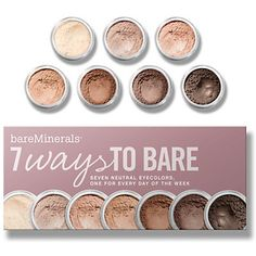 7 Ways to Bare // Not in stock anymore. I knew I should have ordered this the minute I saw it.