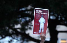 Ebola: EUA anuncia novas diretrizes para pessoas em risco | #Alarmismo, #CDC, #Diretrizes, #Ebola, #Fluidos, #Infectado
