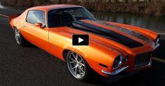 Killer LS3 Powered 1971 Chevy Camaro RS Pro Touring