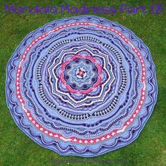 Mandala Madness Part 18