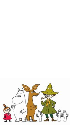 Moomin Wallpaper, Cartoon Wallpaper, Homescreen Wallpaper, Iphone Wallpaper, Cut Pic, Moomin Mugs, Moomin Valley, Disney Background, Tove Jansson