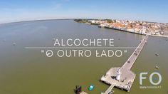 Alcochete by Flyover - O Outro Lado O mundo noutra perspectiva   Siga-nos / Follow us www.flyover.pt