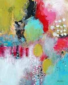 Betty Krause Art | Abstract Art | Wall Art | Contemporary Art | Colorful Art | Art on Canvas| Mixed Media | Acrylic Painting | Prints Available