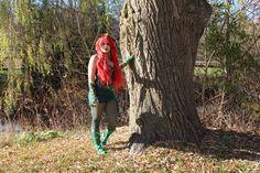 Poison Ivy Cosplay   darkholmecosplay