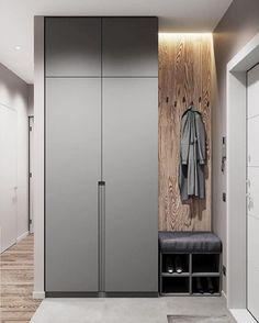 Wardrobe Door Designs, Wardrobe Design Bedroom, Bedroom Bed Design, Bedroom Cupboard Designs, Corner Wardrobe, Hall Wardrobe, Built In Wardrobe, Wardrobe Doors, Coridor Design