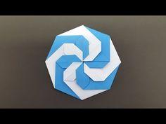 Origami Modular Star for Decoration - Decorative Paper Crafts Tutorial - crafts