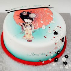 Cassiopée Designs I want this for my birthday cake :-)