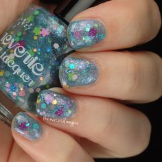 Reverie Nail Lacquer Fairy Pools