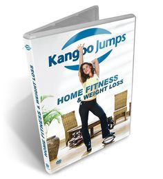 This DVD teaches you everything you want to know about Kangoo Jumps and how to use them for Home Fitness and for Weight Loss.
