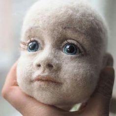 Не знаю, кто получится, но уже люблю!) Всё началось с росписи глазок.. #малыш #малыши #кукла #лицо #игрушка #валянаяигрушка #процесс #ручнаяработа #хэндмейд #шерсть #игрушкаизшерсти #валяшка #шерстянаяигрушка #handmade #wool #toy #handmadetoy #валяние #глаза #глазки #instagood #instalike #vscorussia #рабочийпроцесс #love #best #ifeltifi #ярмаркамастеров #мастеркрафт #is_handmade