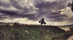 .. Atv Quad, Clouds, Outdoor, Outdoors, Outdoor Games, The Great Outdoors, Cloud