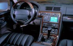 Range Rover P 38 interiors