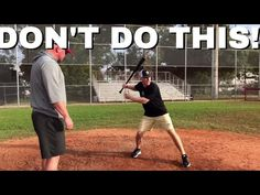 4 BIG Baseball Hitting Misconceptions Youth Coaches Teach (that MLB players DON'T DO!) - YouTube