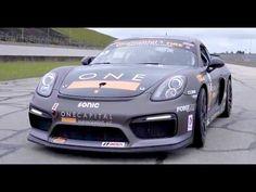 Porsche Cayman GT4 And GT4 Clubsport -- TEST/DRIVE
