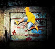Urban stile, graffiti