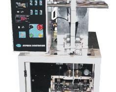 mesin packing J 500 mesin packing otomatis untuk snack, makanan, kerupuk, gula menggunakan plastik/ sachet