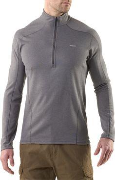 Patagonia Capilene 3 Zip T-Shirt