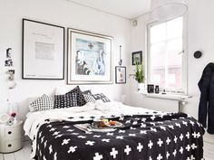 Product love | Pia Wallen cross/crux blanket — The Little Design Corner