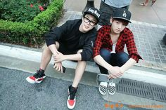 Jimin & Jung Kook // so adorable jikook sidndjsjxhsj ♥