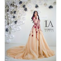 "10.1b Beğenme, 6 Yorum - Instagram'da OFFICIAL09.07 (@misss_nani): "" wedding dress: @l.a_wedding_house  HS: @stilist_ayka  Mua: @vizajistelnara  Photo:…"""