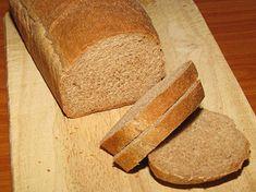 Teljes kiőrlésű lisztből kenyér, kifli/zsemle Focaccia Pizza, Food And Drink, Bread, Baguette, Diet, Brot, Baking, Breads, Buns