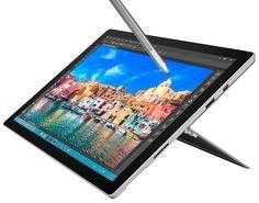 Microsoft Surface Pro 4 M3 4GB 128GB - Uten penn - Elektronikk