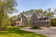 This House Has It All! 11 Blueberry Lane, Darien CT. Represented by Nancy Dauk. To see more eye candy on this home go to http://www.halstead.com/sale/ct/darien/11-blueberry-lane/house/99066974