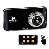 #5: Falcon Zero Touch PRO HD Dash Cam [TOUCH SCREEN] 1080p 24/7 Surveillance Multi Vehicle Use 32 GB SD Card Included - stereos (http://amzn.to/2bJuIg3) video (http://amzn.to/2bK3YaB) speakers (http://amzn.to/2bZfMGS) accessories (http://amzn.to/2brKMAO) radar detectors (http://amzn.to/2bZfobC) GPS navigation (http://amzn.to/2bZeuMn)