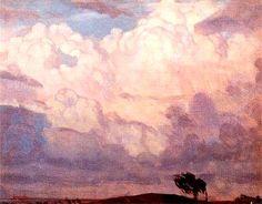kupka,les nuages