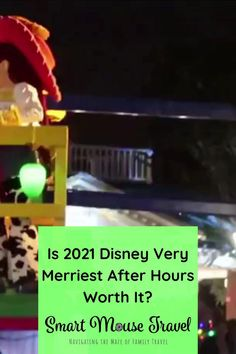 Is Disney Very Merriest After Hours worth it? Understand Disney Very Merriest After Hours vs Mickey's Very Merry Christmas Party when planning your Disney World Christmas trip. Disney World Christmas, Christmas Travel, Mickey's Very Merry Christmas, Disney World Florida, After Hours, Disney World Tips And Tricks