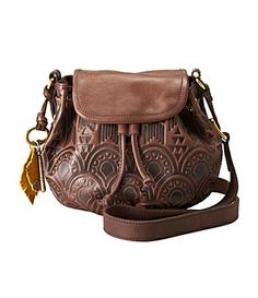 Fossil crossbody bag...they can do no wrong.