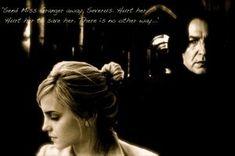 severus snape and hermione granger | Severus Snape/Hermione Granger - hermione-and-severus Photo