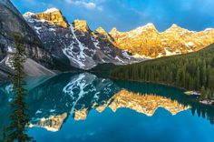 If you love camping, check out this list of the top five Canadian national parks. Learn more about when to book a trip, where to go camping, and the natural wonders that await you.